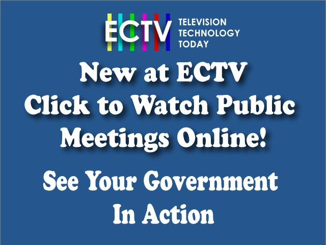 Watch Public Meetings Online